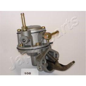 Pompa carburante JAPANPARTS PB-108 comprare e sostituisci