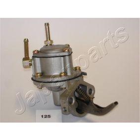 Pompa carburante JAPANPARTS PB-125 comprare e sostituisci