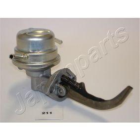 Pompa carburante JAPANPARTS PB-211 comprare e sostituisci