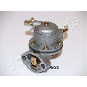 Pompa carburante JAPANPARTS PB-603 comprare e sostituisci