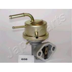 Pompa carburante JAPANPARTS PB-608 comprare e sostituisci