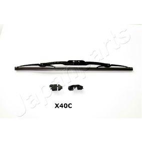 Compre e substitua Escova de limpa-vidros JAPANPARTS SS-X40C