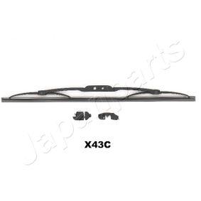 Limpiaparabrisas SS-X43C JAPANPARTS Pago seguro — Solo piezas de recambio nuevas