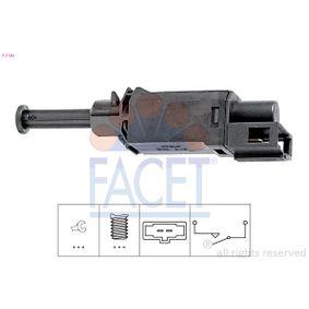 FACET Comutator, actionare ambreiaj (Tempomat) 7.1143 cumpărați online 24/24