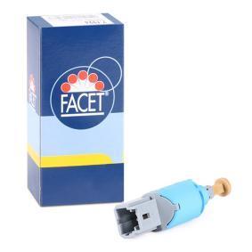 FACET Schalter, Kupplungsbetätigung (GRA) 7.1224 rund um die Uhr online kaufen