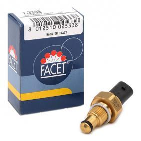 FACET Sensor, Kraftstofftemperatur 7.3338 Günstig mit Garantie kaufen
