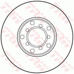 Disco de travão DF1572 para MERCEDES-BENZ preços baixos - Compre agora!