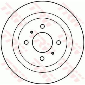 Brake Disc DF2023 for NISSAN cheap prices - Shop Now!