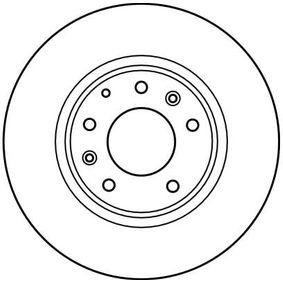 DF4011 Disco de travão TRW - Encomende online para tirar proveito das nossas numerosas ofertas!