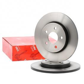 buy and replace Brake Disc TRW DF4218
