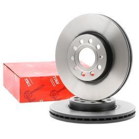 Bremsscheiben DF4295 TRW Sichere Zahlung - Nur Neuteile