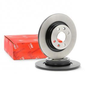 Brake Disc DF4381 TRW Secure payment — only new parts