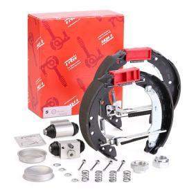 TRW Bremsensatz, Trommelbremse GSK1255 rund um die Uhr online kaufen
