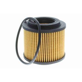 Filtro de óleo V10-0398 com uma excecional VAICO relação preço-desempenho