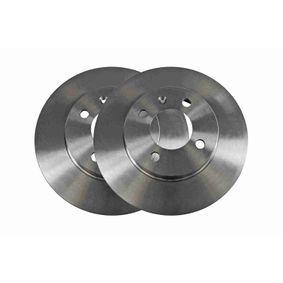 Bromsskiva V10-40031 VAICO Säker betalning — bara nya delar
