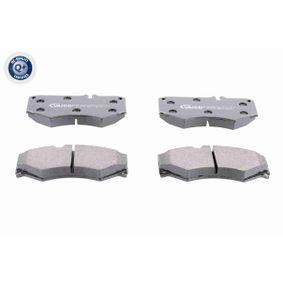 комплект спирачно феродо, дискови спирачки V10-8114 с добро VAICO съотношение цена-качество