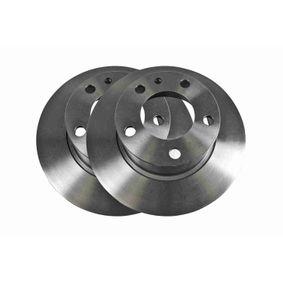 Disco freno V20-40018 con un ottimo rapporto VAICO qualità/prezzo