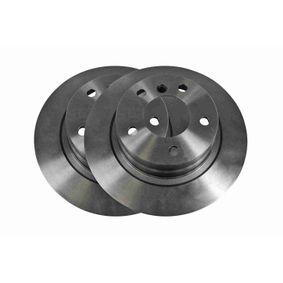 Disco freno V20-80058 con un ottimo rapporto VAICO qualità/prezzo