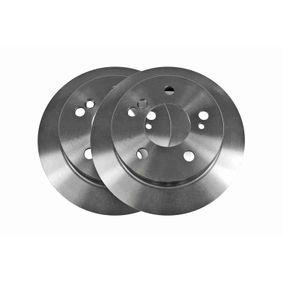 Bromsskiva V30-40008 VAICO Säker betalning — bara nya delar