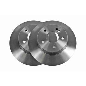 Disque de frein V30-40024 à un rapport qualité-prix VAICO exceptionnel