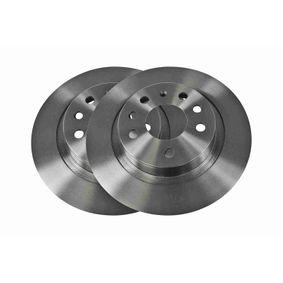 Disco freno VAICO V40-40032 comprare e sostituisci