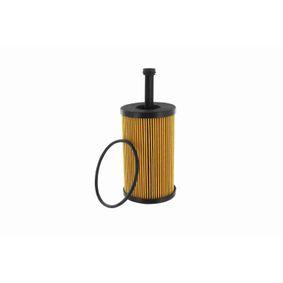 Filtro de óleo V42-0004 com uma excecional VAICO relação preço-desempenho