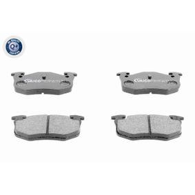 Jogo de pastilhas para travão de disco V46-0162 com uma excecional VAICO relação preço-desempenho