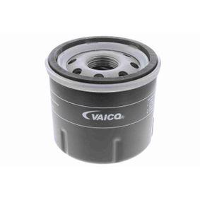 Filtro de óleo V46-0224 com uma excecional VAICO relação preço-desempenho