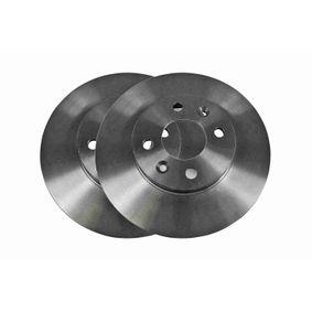 Disco freno V46-80005 con un ottimo rapporto VAICO qualità/prezzo