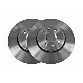Bremsscheibe von VAICO - Artikelnummer: V46-80008