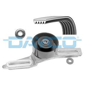 DAYCO Kit Cinghie Poly-V KPV062 acquista online 24/7