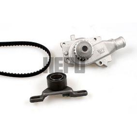 Bomba de agua + kit correa distribución PK02010 HEPU Pago seguro — Solo piezas de recambio nuevas