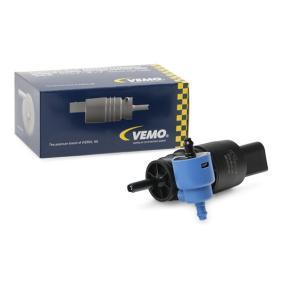 koop VEMO Reinigingsvloeistofpomp, ruitenreiniging V10-08-0204 op elk moment