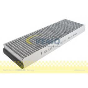 Compre e substitua Filtro, ar do habitáculo VEMO V10-31-2527-1