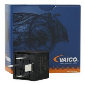 buy VEMO Relay, radiator fan castor V15-71-0002 at any time