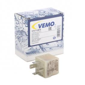 buy VEMO Relay, air conditioning V15-71-0010 at any time