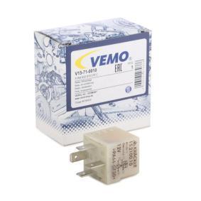 VEMO Przekaznik, klimatyzacja V15-71-0010 kupować online całodobowo