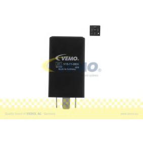 Relé, bomba de combustível V15-71-0024 VEMO Pagamento seguro — apenas peças novas
