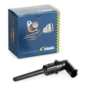 VEMO Przełącznik kontroli poziomu, zbiornik płynu myjącego V30-72-0094 kupować online całodobowo