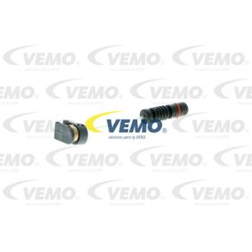 Warning Contact, brake pad wear V30-72-0594 buy 24/7!