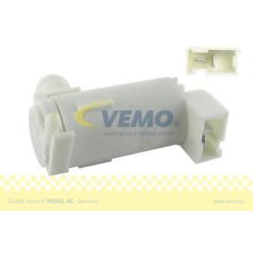 Pompa acqua lavaggio, Tergicristallo VEMO V38-08-0001 comprare e sostituisci