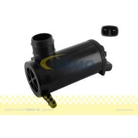 VEMO Pompa acqua lavaggio, Tergicristallo V52-08-0001 acquista online 24/7