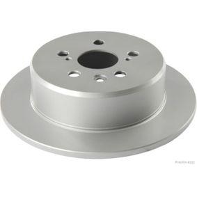 Disque de frein J3312024 HERTH+BUSS JAKOPARTS Paiement sécurisé — seulement des pièces neuves