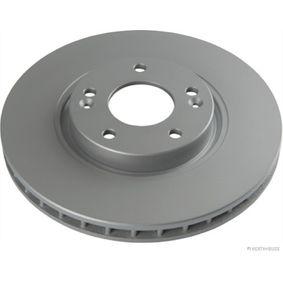 Bremsscheibe von HERTH+BUSS JAKOPARTS - Artikelnummer: J3300511