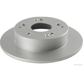 Bremsscheibe von HERTH+BUSS JAKOPARTS - Artikelnummer: J3314021
