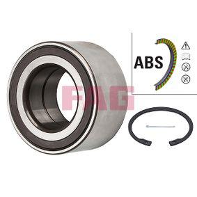 Radlagersatz FAG 713 6197 90 Pkw-ersatzteile für Autoreparatur