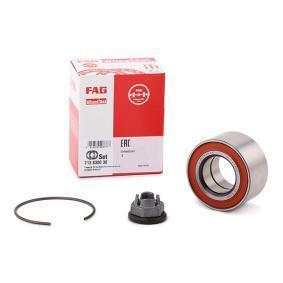 Kit cuscinetto ruota 713 6300 30 con un ottimo rapporto FAG qualità/prezzo
