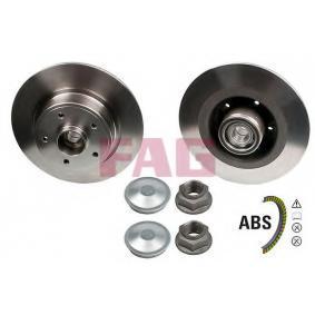 Disco de travão 713 6309 40 FAG Pagamento seguro — apenas peças novas