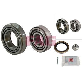 Wheel Bearing Kit 713 6601 10 for VOLVO 66 at a discount — buy now!