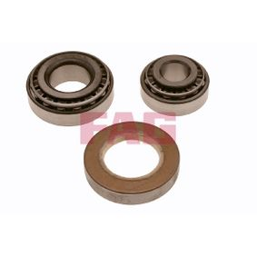 Wheel Bearing Kit 713 6603 50 for VOLVO DUETT at a discount — buy now!